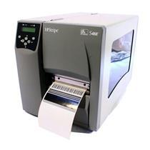 Zebra S4M Thermal Barcode Label Printer Network USB S4M00-2001-0100T 203DPI