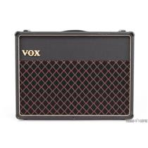 70-80's Vox AC30 Combo Amp Amplifier w/ Footswitch Owned by Andrew Gold #29356