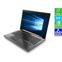 "HP EliteBook 8760w, i7 2.7GHz 17.3"" Laptop"