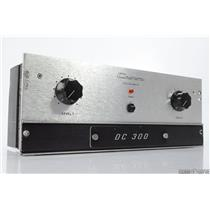 Crown DC 300 Dual Channel Stereo Solid State Power Amplifier NEEDS REPAIR #29689