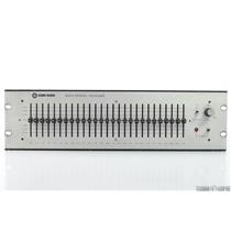 Klark-Teknik DN 27A 1/3 Octave 27 Band Graphic Equaliser EQ DN27A #29679