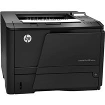 HP LASERJET PRO 400 M401DNE LASER PRINTER WARRANTY REFURBISHED WITH NEW TONER