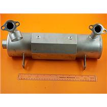 Generac Muffler 0E8558A Right Side Exhaust