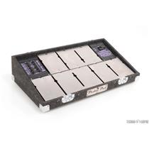 MKS Pedal Pad Tour Series Pedalboard w/ Patch Pad & Power Pad II Supply #29934