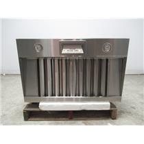 "thermador VCIN36JP 36"" Custom Hood Baffle Filters Insert Stainless Steel Descript (4)"