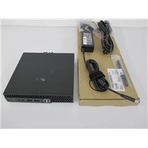 Dell 2F6G4 OptiPlex 3050 MFF Quad-Core i5-7500T 2.7GHz 4GB 128GB SSD W10P64