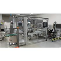 2013 IMA CPV15 Case Packer Erector For Packaging Pharmaceuticals Cosmetics Foods