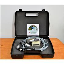 Melles Griot 13PAL004 Laser Alignment Sensor Detector w/ Software Duma Optronics