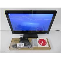 "Dell 6GK1R OptiPlex 3030 19.5"" HD AIO i3-4170 3.7GHz 4GB 500GB W10P64 - AS IS"