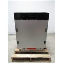 "Viking FDW102 24"" Floor Indicator Light Fully Integrated Dishwasher Custom panel"