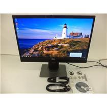 "Dell P2418HZ Dell 24"" Monitor for Video Conferencing"