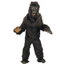 Mega Ultimate Gorilla Complete Adult Mascot Costume