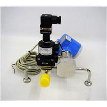 Endress Hauser PMC Cerabar Pressure Transmitter GEMU Valve Position Indicator