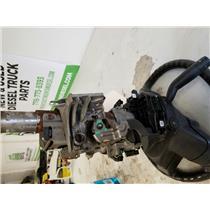 2011-2013 Ford F350 6.7L powerstroke Lariat steering column tag ar55187