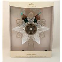 Hallmark Keepsake Exclusive 2006 Star Tree Topper - #QFM3273-SDBNT