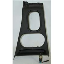 07-10 Pontiac G5 Pursuit Cobalt Interior Floor Shifter Bezel Panel Trim Surround