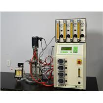 Braun Biostat B Fermentation Cell Culture Bioreactor 2L Vessel w/ Motor
