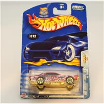 Hot Wheels ANIME - 68 COUGAR - 3/5 - #HW68C-FC