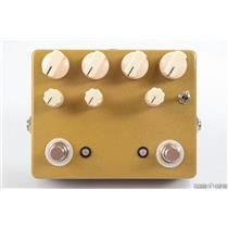 2010 JHS Custom Charlie Brown & Morning Glory Dual Overdrive OD Gold #30457