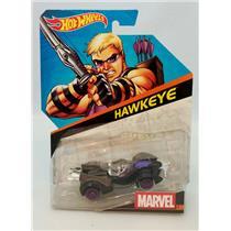 Hot Wheels HAWKEYE - MARVEL #9 - BDM78 - #HWHEYE