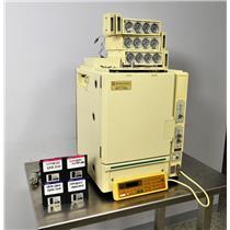 Shimadzu GC-14A Gas Chromatograph Analytical w/ Controller & Flow Regulator