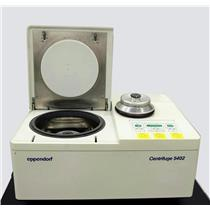 Eppendorf 5402 Refrigerated Centrifuge Benchtop 14,000 RPM w/ Rotors Fast-Cool