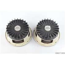 "2 Cetec Gauss 3184 Loudspeakers 10"" Pro Audio Speaker Pair #30668"
