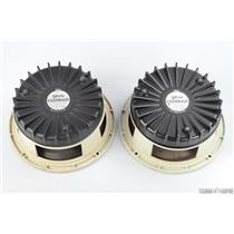 "Cetec Gauss 3181A & 3184B Loudspeaker Pair 10"" Pro Audio Speakers #30669"