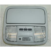 05-10 Odyssey 05-08 Pilot 03-07 Accord Overhead Console w/ Map Lights & Homelink