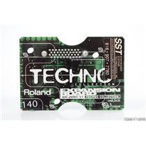 Roland SR-JV80-11 Techno Collection Expansion Board w/ Case SRJV8011 #30918
