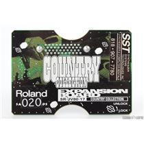 Roland SR-JV80-17 Country Expansion Board w/ Box & Screwdriver #30896