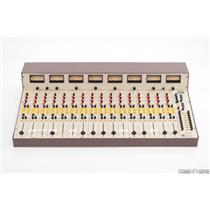 Quantum Audio Labs QM-168 16 Channel 8 Bus Studio Mixer Console QM168 #30868