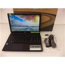 "Acer NX.MM6AA.001 Aspire E5-531P-P3Z4 15.6"" PENTIUM 3556U 1.7GHz 4GB 500GB W8.1"