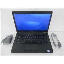 """Dell J6R5K Latitude 5480 i5-6300U 2.4GHz 8GB 500GB HDD 14"""" FHD W7P64"""