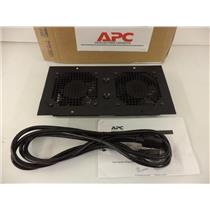 APC AR8206ABLK NetShelter WX Fan Tray 120VAC Black