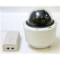 Axis Q6035 PTZ IP Network POE Dome Camera 1080p HD 20x Optical Zoom