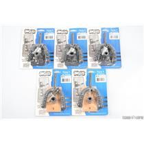 5 Sealed Ingles SA-30 SA-32 Guitar Wall Holder Lot & Extras SA30 SA32 #30638