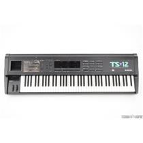 Ensoniq TS-12 76-Key Performance/Composition Synthesizer Keyboard Synth #31309