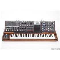 Moog MiniMoog Voyager XL Analog Synthesizer w/ Patch Cables 61-Key Synth #31151