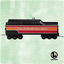 Hallmark Keepsake Ornament 2003 Daylight Oil Tender - Lionel Trains - #QXI8249
