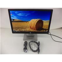 HP M1F41A8#ABA EliteDisplay E202 20'' LED-Backlit LCD 16:9 IPS Monitor, Black