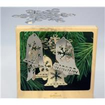 Hallmark Keepsake Ornament 1982 Bell Chimes - #QX4943-SDB