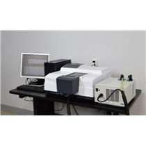 Agilent Cary 300 Series UV-Vis Spectrophotometer Temp Controller 6x6-Cuvette
