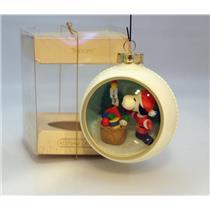 Hallmark Series Ornament 1983 Snoopy and Friends #5 - Peanuts Gang - #QX4169-DB