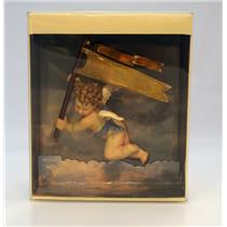 Hallmark Keepsake Ornament 1982 Baroque Angel - #QX4566-DB