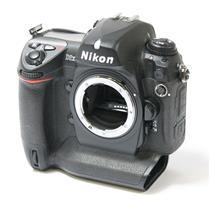 Nikon D D2Xs 12.4MP Digital SLR Camera (Body Only) 2618 Shutter Count
