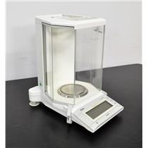 Mettler Toledo AG245 Analytical Balance with Power Cable & LC-RS9 RS-232 Cable
