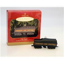 Hallmark Ornament 1999 Lionel Trains 746 Norfolk and Western Tender - #QX6497