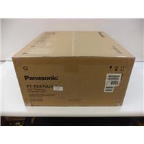 Panasonic PT-RZ470UK 3500-Lumen Full HD DLP Projector (Black) - FACTORY SEALED
