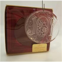 Hallmark Keepsake Ornament 1977 JOY - Holiday Highlights - #QX3102